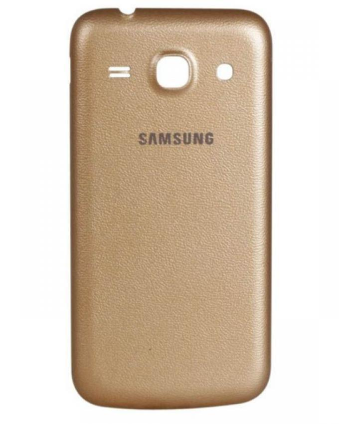 Body Replacement Back for Samsung Galaxy G-350 - Golden