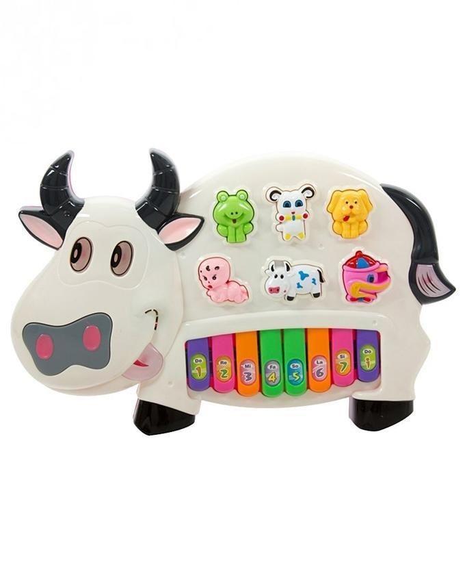 Cow Pianism - Multicolor