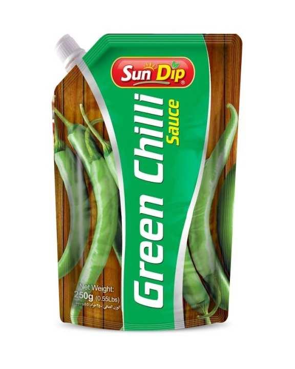 Sundip Green.Chilli 250gm