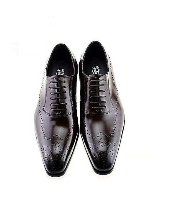 Black Stylish Formal Shoes For Men