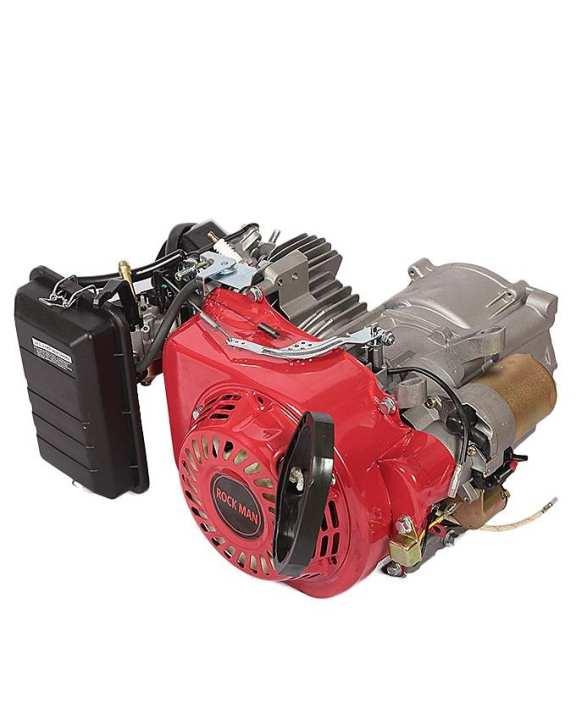 ROCKMAN half engine 170f (7HP) for generator (19mm shaft / thin Shaft)