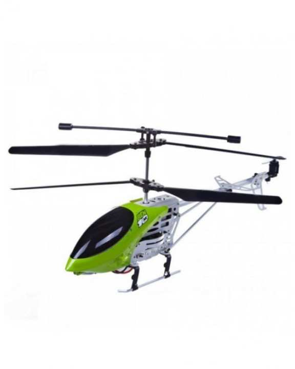 Ben 10 Flyer Rechargeable Remote Control Helicopter - Green