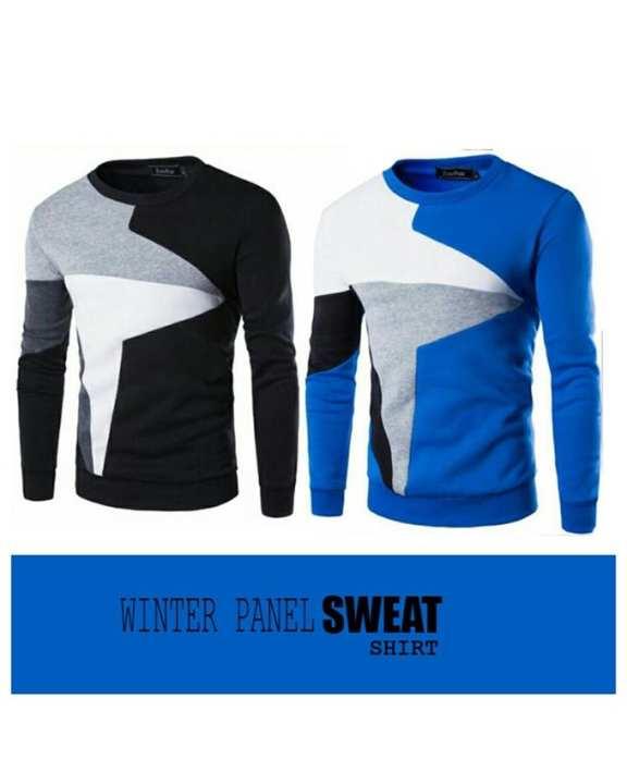 Pack Of 2 Winter Panel Sweat Shirts