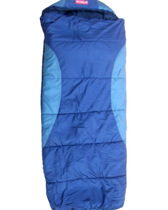 Hisper Sleeping Bag - Grey & Navy Blue