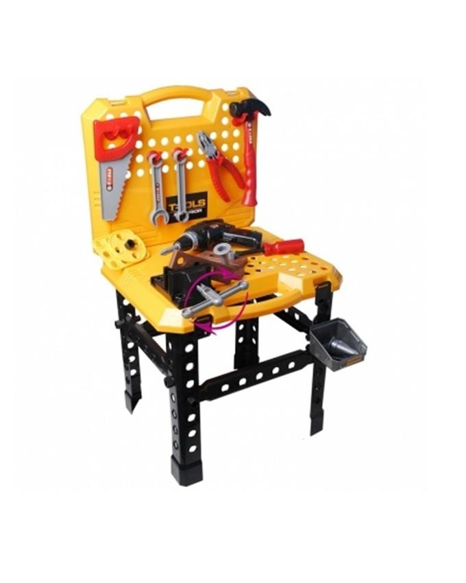 57 Pieces Smart Tools & Table Set