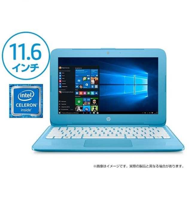 """Stream 11-Y004Tu - 11.6"""" Hd Led - Intel Celeron N3050 - 1.6 Ghz - 4Gb Ram - 32Gb Ssd - Refurbished"""