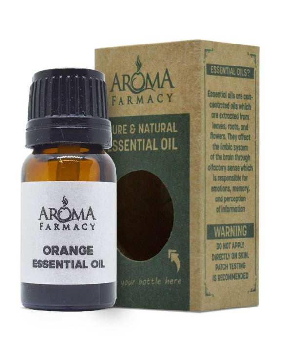 Orange Essential Oil 100% Pure & Natural