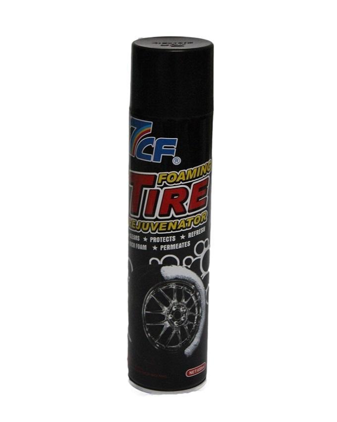 7cF Foamy Tyre Rejuvenator - 650ml