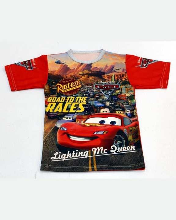 Cars 3 T Shirt