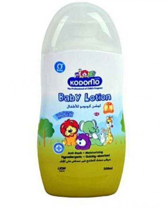Kodomo Anti Rash Baby Lotion Lion -  200ML