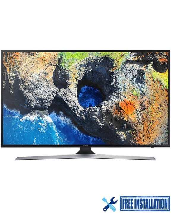 Samsung MU7000 - Full HD LED TV - 50 - Black""