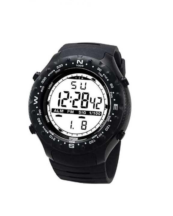 Digital Sports Watch Waterproof - 1 Piece