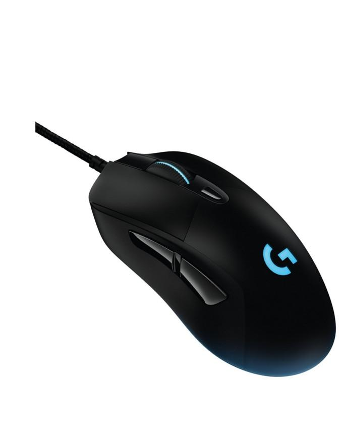 G403-Wired - Prodigy Wired Programmable Gaming Mouse - Black
