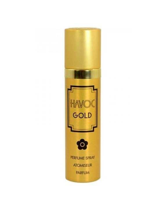 Gold Body Spray for Men - 100ml