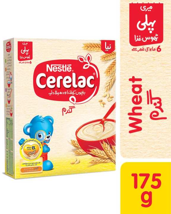 CERELAC (WHEAT) - 175gm