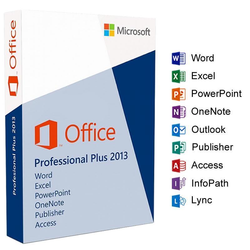 Msoffice Professional Plus 2013 64-Bit