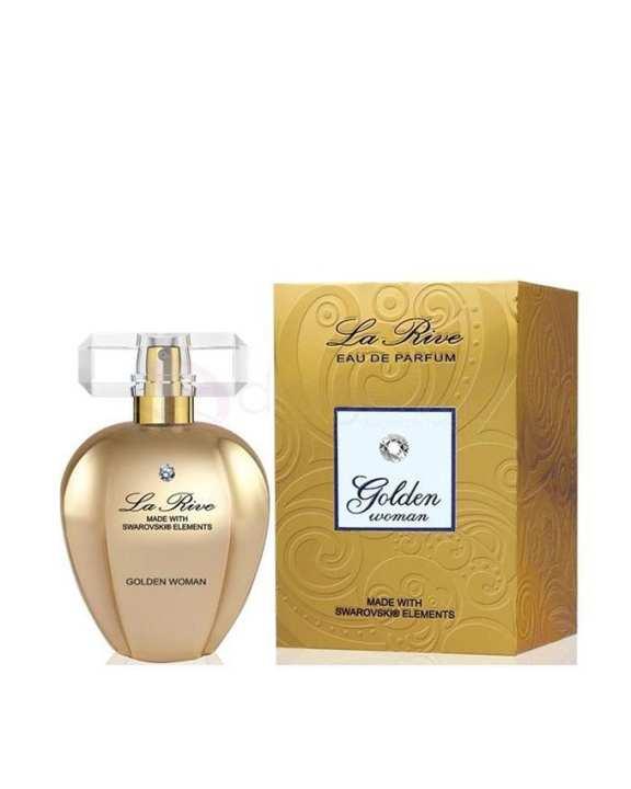 Golden Woman - Eau De Parfum - 75 Ml.Swarovski - Woman Perfume