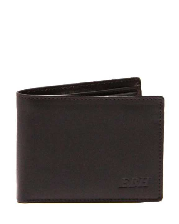 Bordo Leather Wallet for Men - 0532-4HAMIZ001