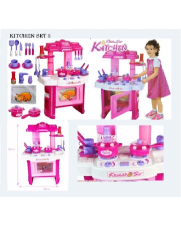 Kids Kitchen Set Buy Sell Online Best Prices In Pakistan Daraz Pk