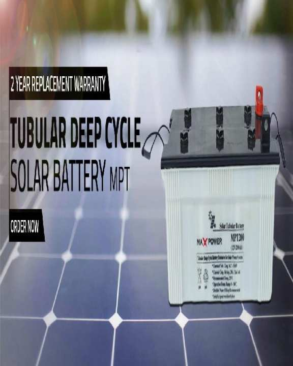 150 AMPERE KOREAN TUBULOR BATTERY  2-YEAR WARRANTY
