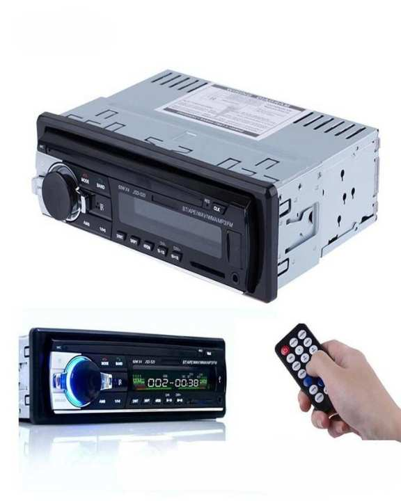 Multi - Function - Bluetooth - Car - Stereo - MP3 - Player