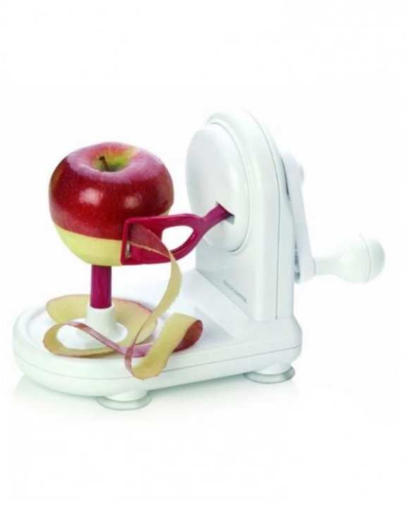 Easy Apple Peeler - White