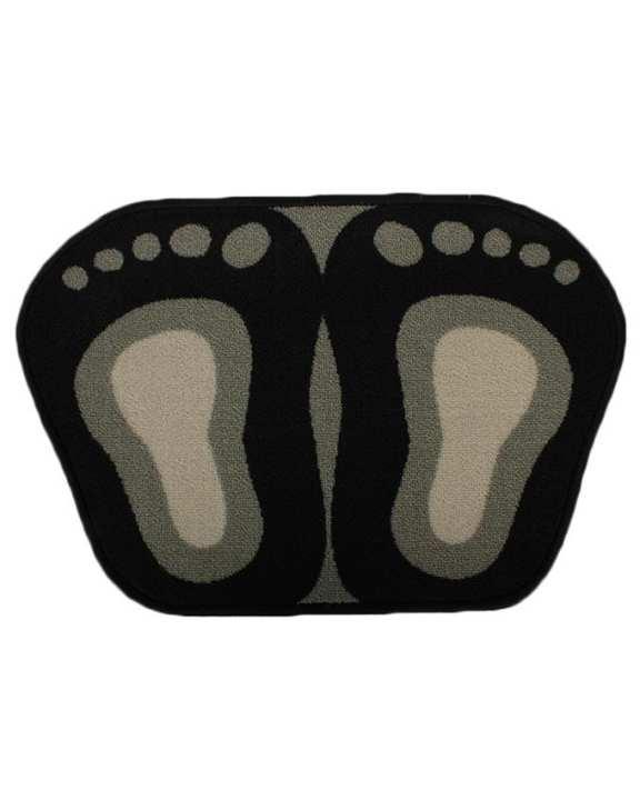 Floor Mat Foot Print 40*60 Cm