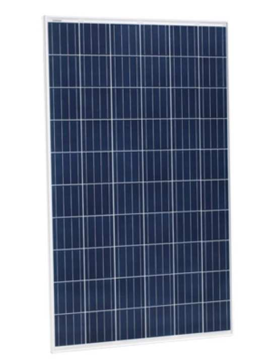 Poly Crystalline 60-cell Solar Module - 260Wp - Blue (JKM260PP-60)