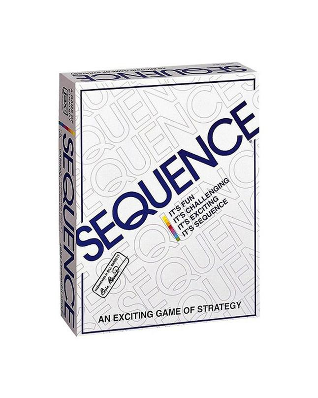 Sequence Strategy Board Game For Kids