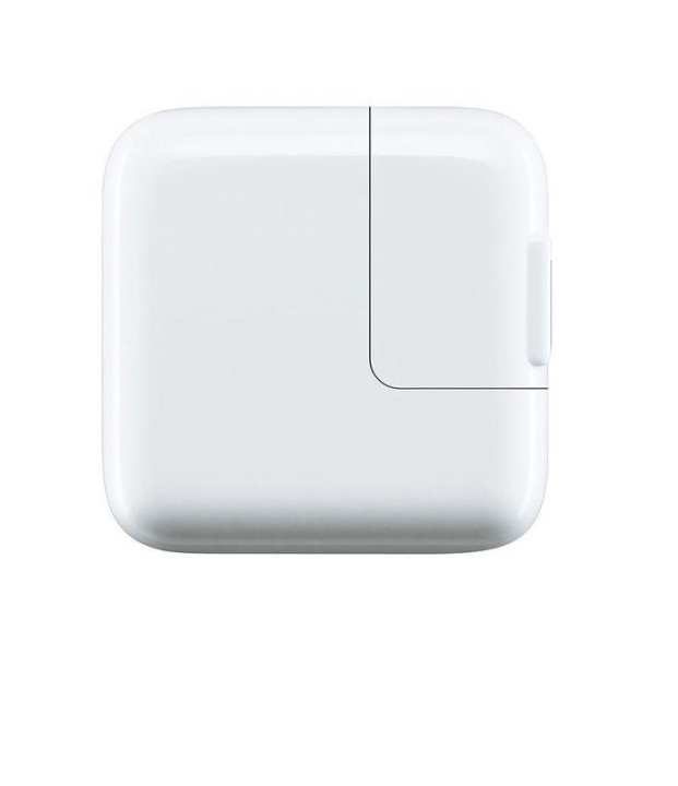 USB Charger for iPad - White