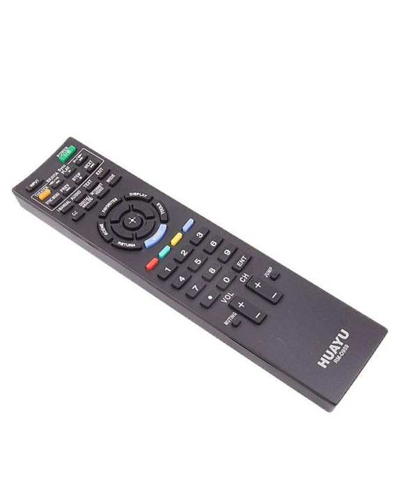 Universal Remote For Sony LED & LCD TV - Black
