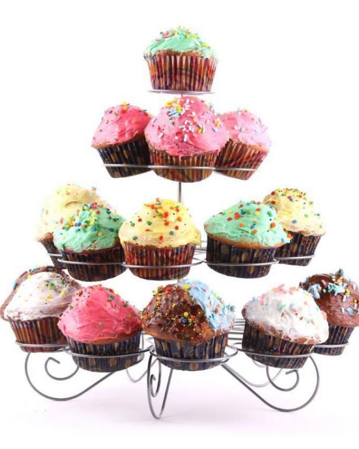 23 Pcs Cupcake Stand
