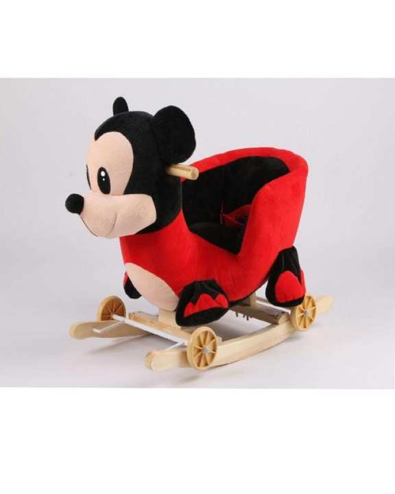 Mickey Mouse Plush Rocking Chair