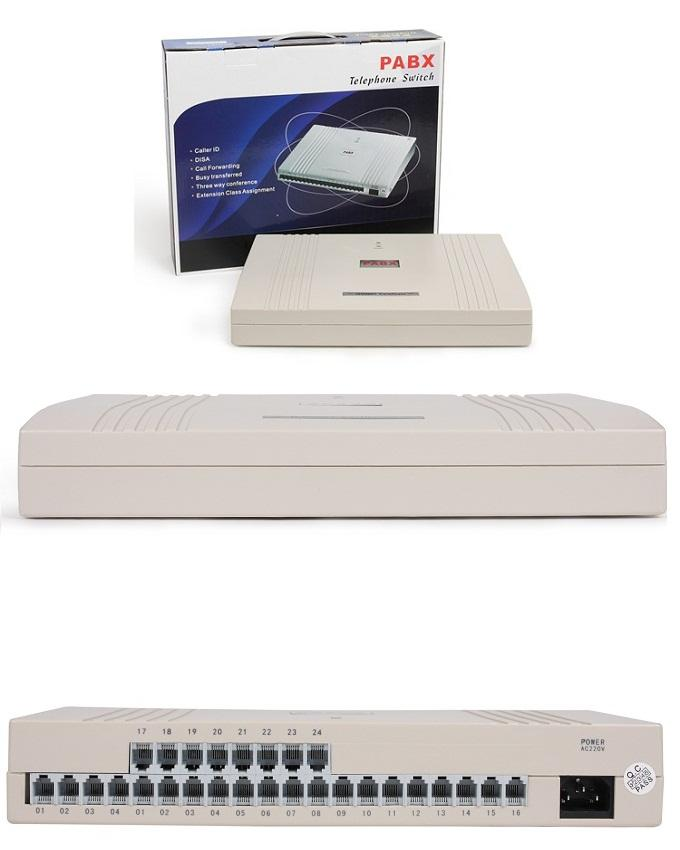 Telephone 4 By 32 Extension Exchange Pabx White Buy Online At Best Prices In Pakistan Daraz Pk