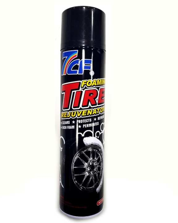 7CF Tire Foaming Rejuvenator – 650 ml - Original