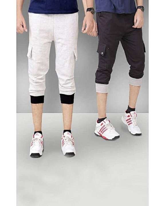 Pack Of 2 Casual Wear Shorts For Men