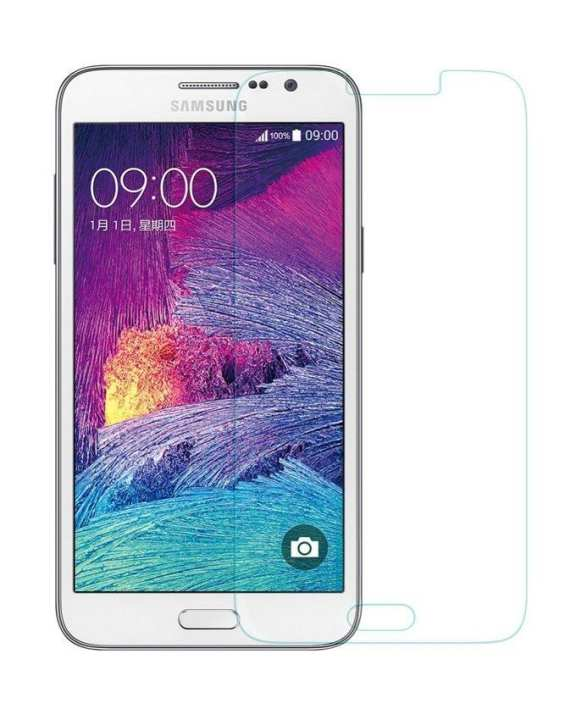 Tempered Glass Screen Protector For Grand Prime Plus
