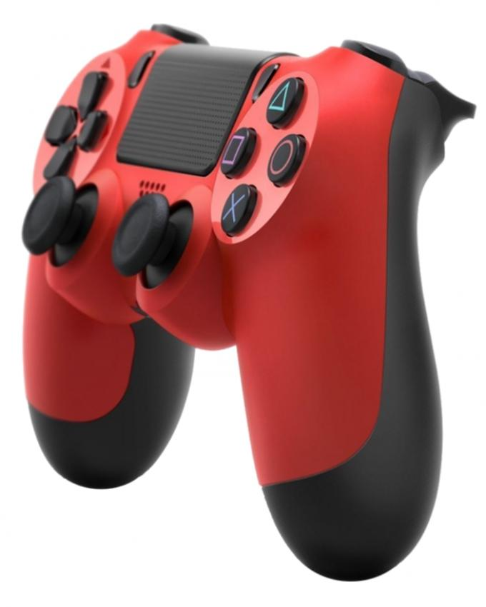 Dual Shock 4 - Wireless Controller for PlayStation 4 - Red