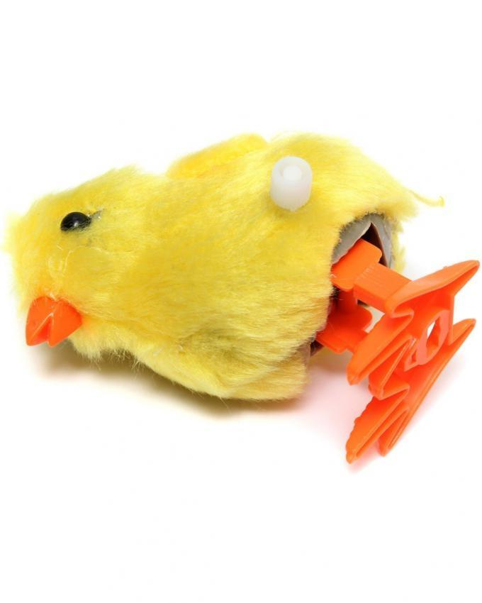 Pack of 2 - Chick Funny Toy for Kids - Yellow