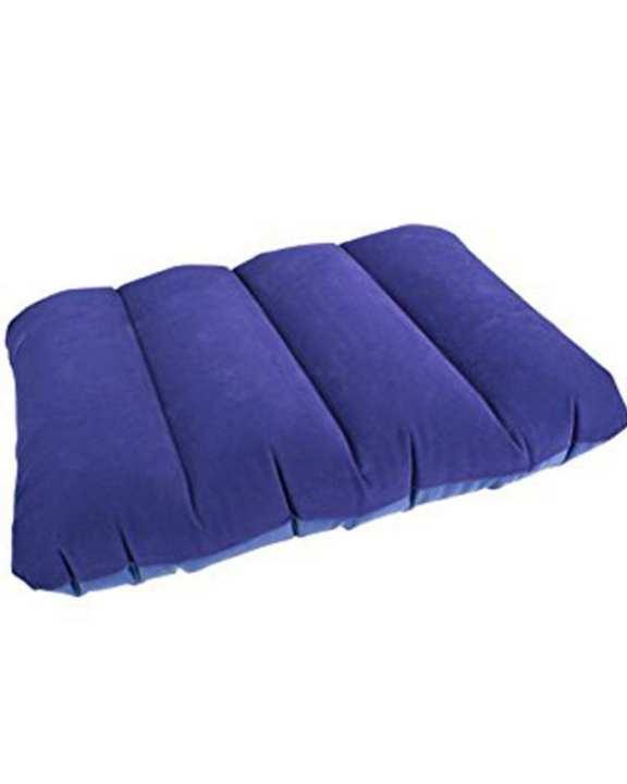 Travel Rest Air Pillow - Blue