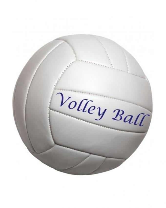 Volley Ball - White