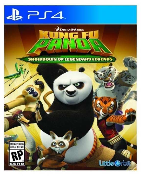 Kung Fu Panda: Showdown of Legendary Legends - PS4