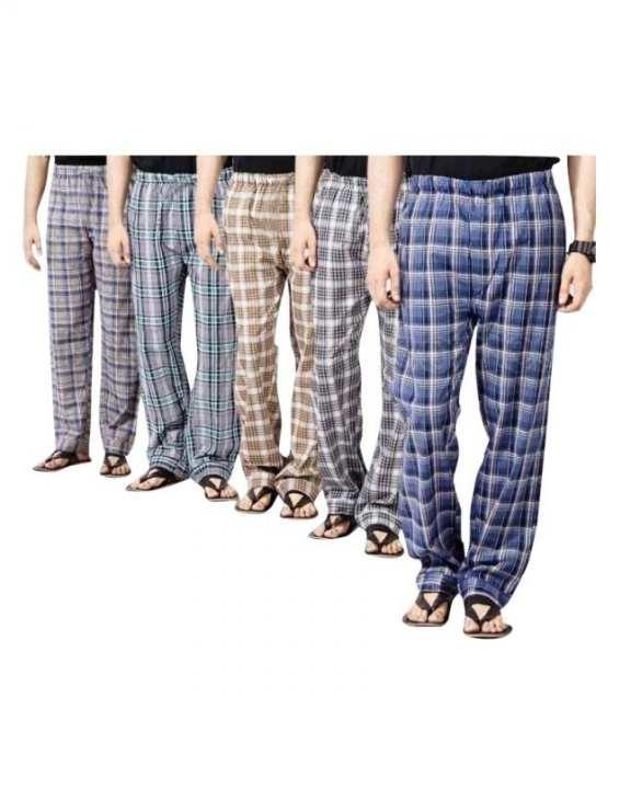 Pack of 5 Sleeping Pajamas for Men