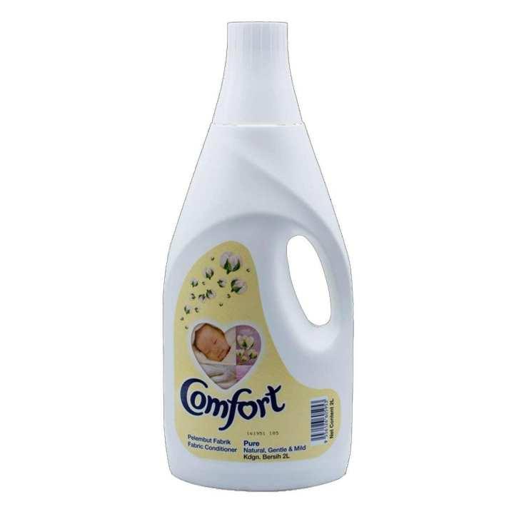 Comfort Fabric Conditioner Pure 2 ltr