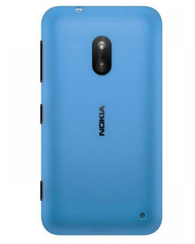 Body Replacement Back for Nokia 620 - Blue