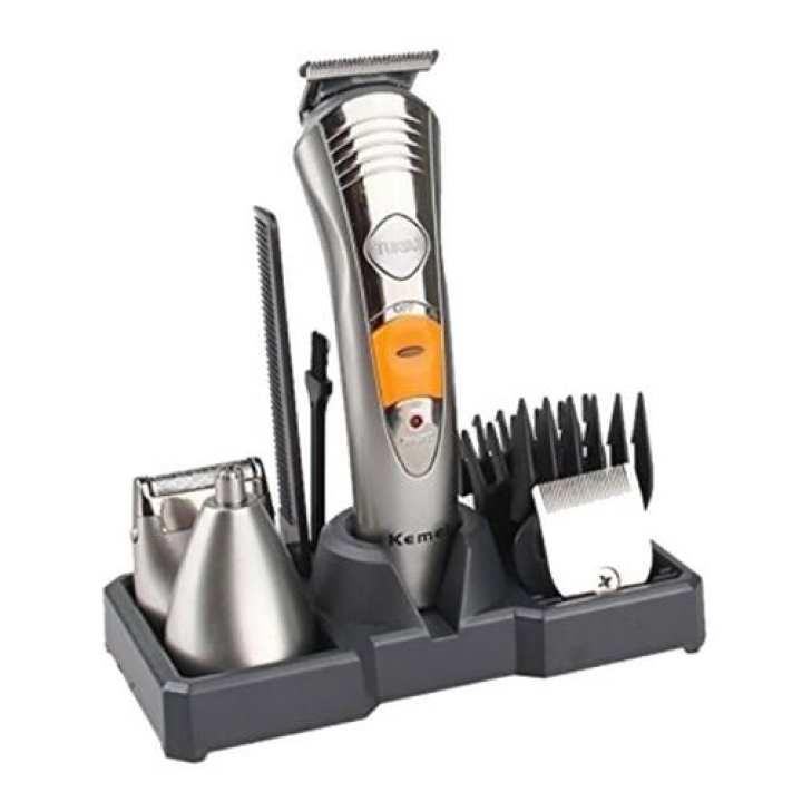KM-580A Men's Grooming Kit 7 In 1