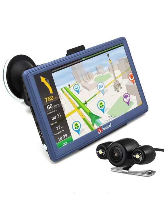 7 Inch GPS Navigator Android Bluetooth WiFi Quad-Core