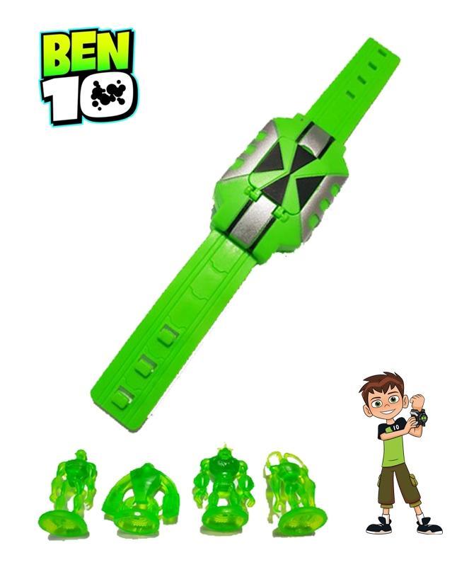 Ben 10 Omniverse Ultimate Watch - Green