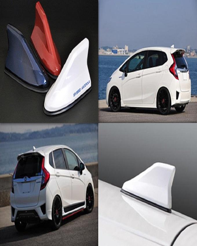 Car Antenna Fin - Black