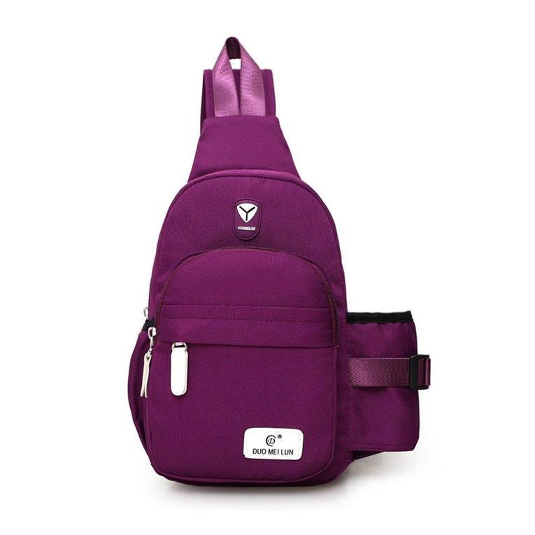 Women Waterproof Crossbody Shoulder Bag Traveling Backpack Large for Gift 81d18b15ed89a